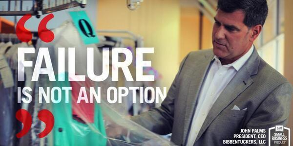 capital one failure not option - Bibbentuckers Featured in Capital One's Small Business Series