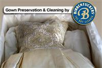 Ensure Lifetime Wedding Gown Preservation