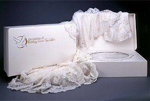 Wedding Dress Cleaning & Preservation - Bibbentuckers - Dallas
