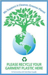 Environmentally Safe Dry Cleaning