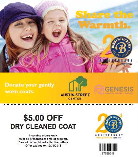 Donate Gently Worn Coats