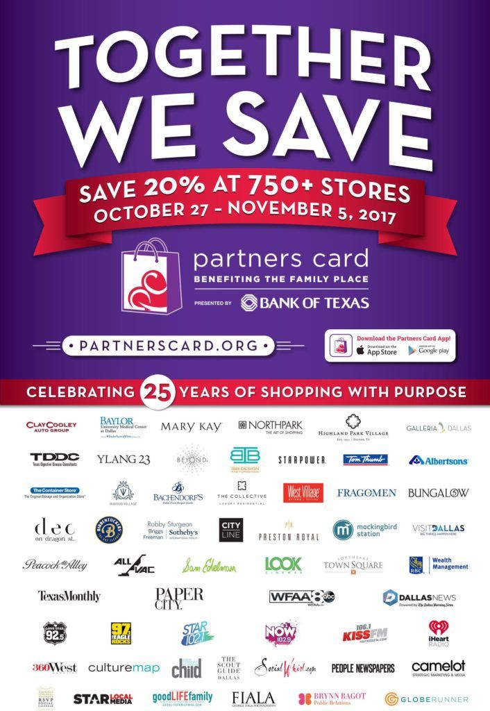 Partners Card Together We Save 2017 Retail Poster 2 706x1024 - Zipporah's Story