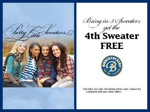 bibbentuckers coupons winter18 7 - Dry Cleaning Specials