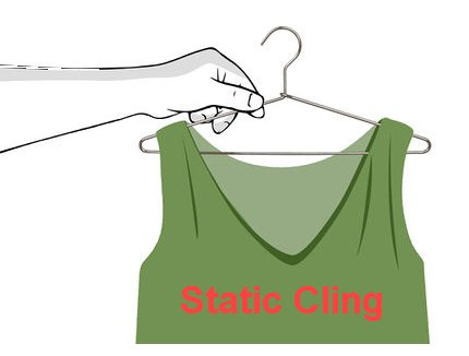 Preventing Static Cling
