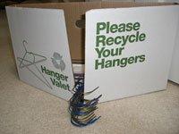Bibbentuckers hangers - Recycle Hangers