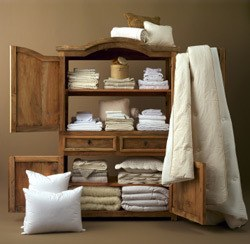 linens - Cleaning Bedding