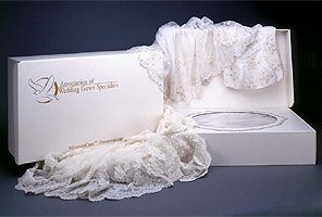 Wedding Dress Cleaning Preservation Dallas Plano Southlake